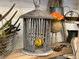 Hanging Natural Bird Cage