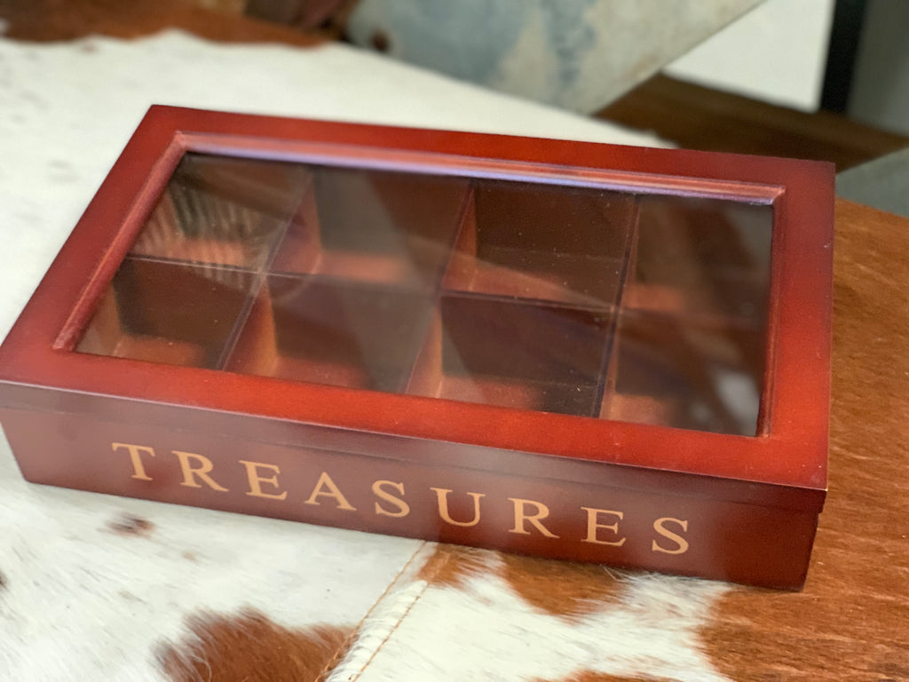 Vintage Look TREASURES Box