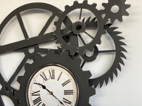 INDUSTRIAL Clock