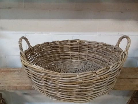 The Drover Basket with Handles