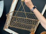 XL Wire Carry Basket
