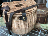 The SEASHORE Shoulder Cane Basket