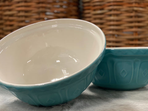 Mason Cash Blue Ceramic Mixing Bowl