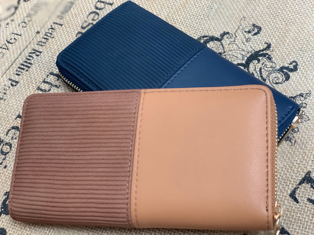 Tan Zip Wallet