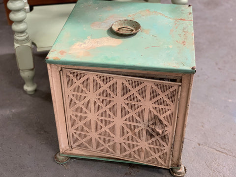 Vintage Mint Meatsafe