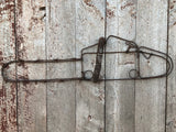 Rusty Barbed Wire CHAINSAW Back in Stock