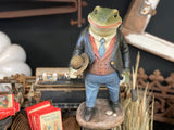 Mr FROG Decor Free Postage