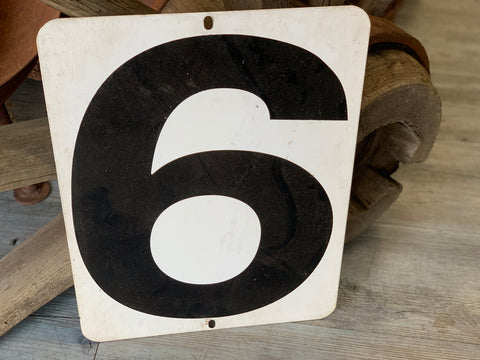 Zero 9 or 6 Number Reverse Sign