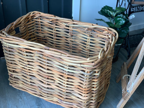 XL Chunky Wool Basket