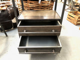 Industrial Tall Shelving Unit