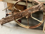 RUSTIC Timber Hat Rack