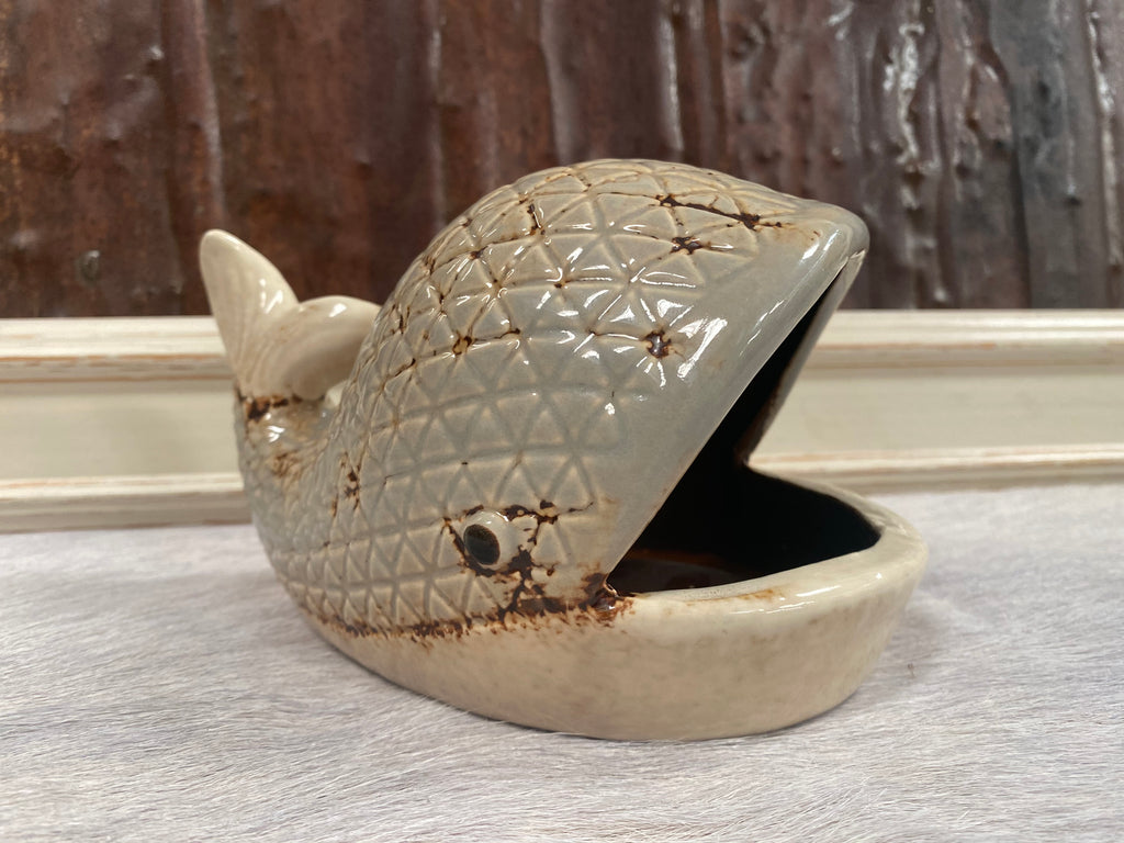 SALT PIG but it's a WHALE or Planter