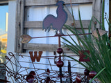 XL Weather Vane Shiraz FREE Postage