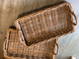 Rectangular Basket Tray