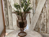 XL Rustic Decor Vase