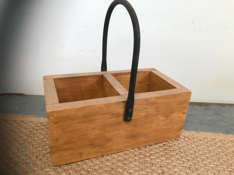 Timber Holder with Handles