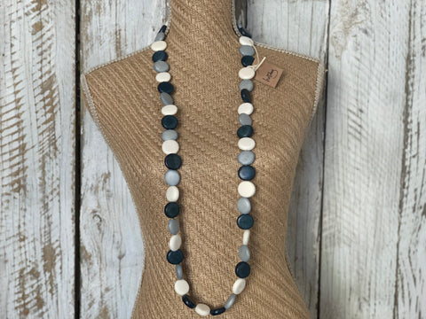 Blue Sands Necklace