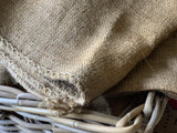 XL Hessian Bag