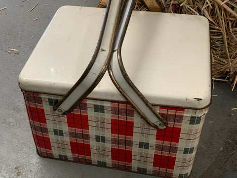 Vintage Lunch Box Esky