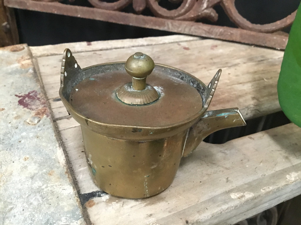 Vintage Copper MINI Pot