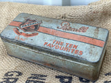 Vintage LOLLIES/SWEETS Tin