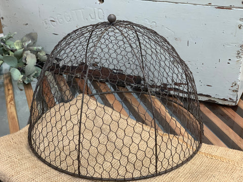 XL Chicken Wire Dome