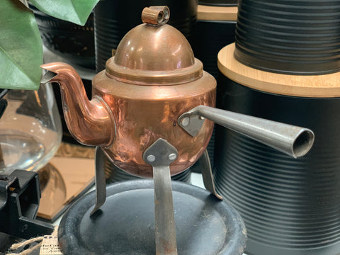 UNIQUE Copper Tea/Coffee Pot