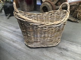 NEW Oval Hamper Basket