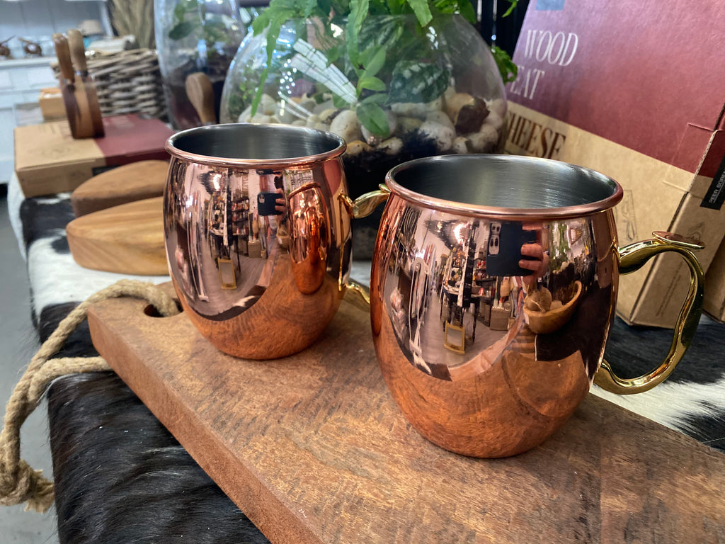 SMOOTH Copper Mug