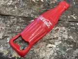 COKE Cast Iron Bottle Opener