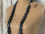 Classic Navy Necklace