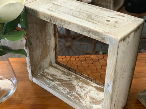 Country Wire Storage Box