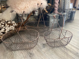 Everyday Chicken Wire Basket