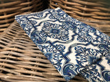Beautiful Blue patterned Tea Towel