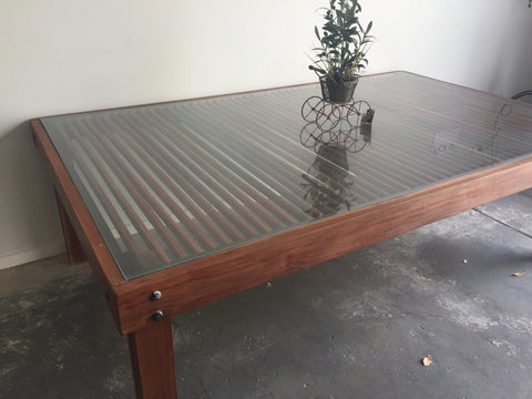Massive WOOL Table 2.5m x 1.5m