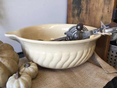 XL Vintage Mixing BOWL