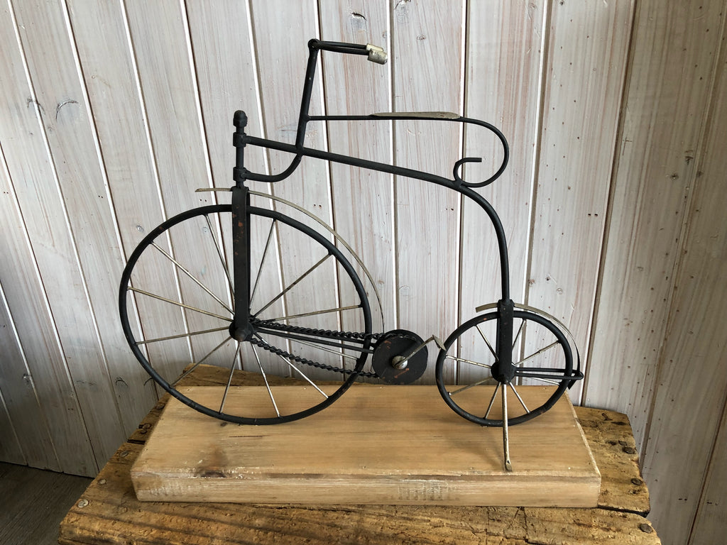 Penny Farthing Decor