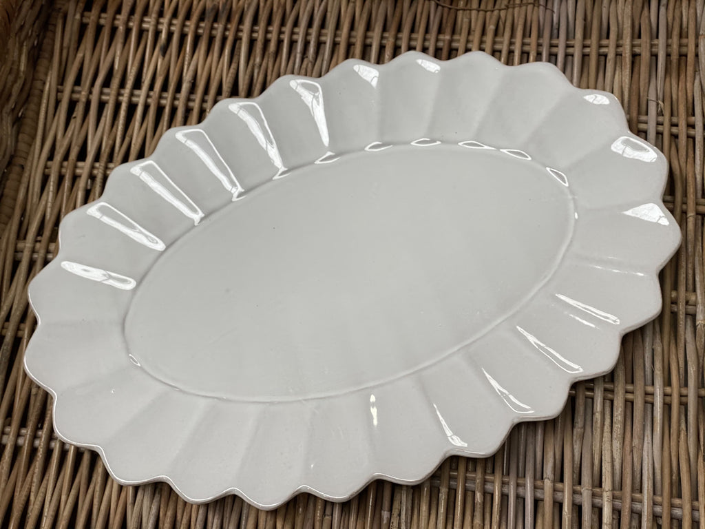 French OVAL Platter