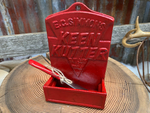 Red KEEN Kutter Cutlery and Tools Holder