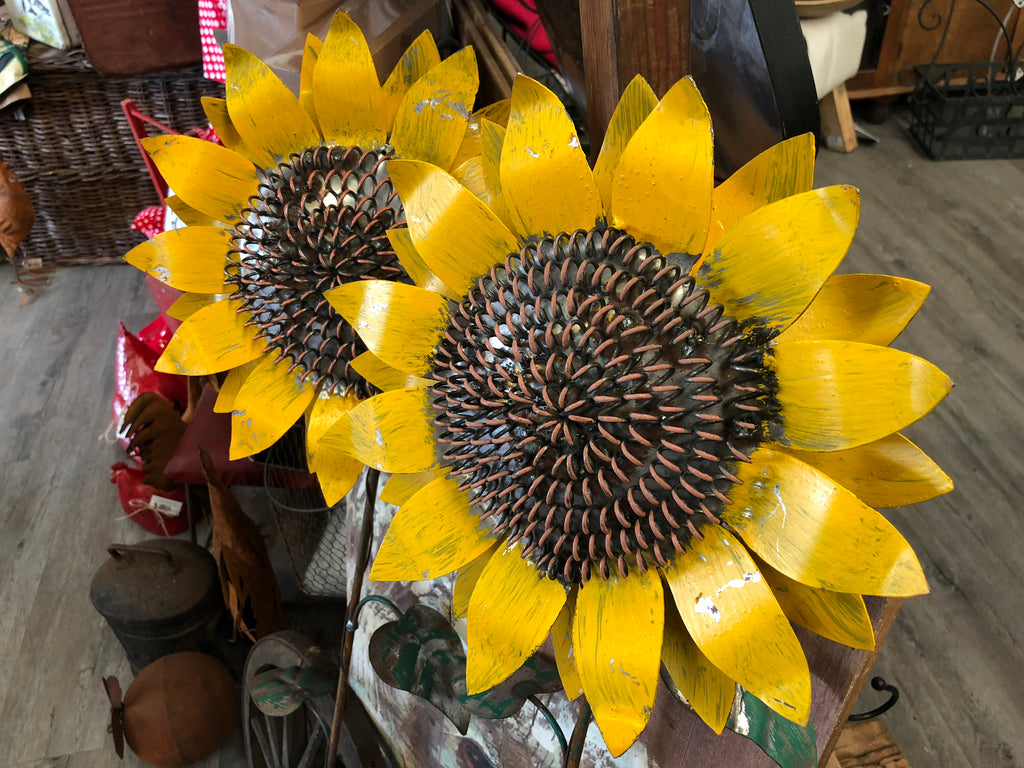Sunflower Stake Small