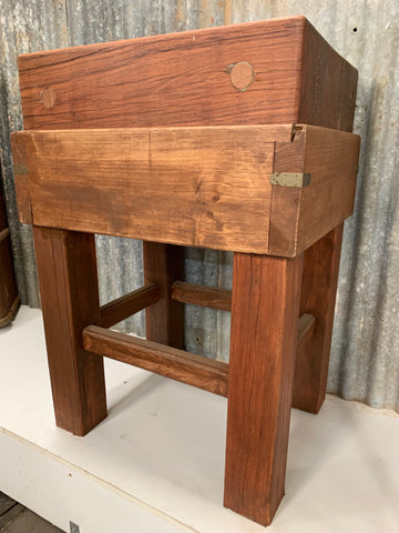 Handmade BUTCHERS Block