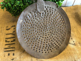 Vintage Metal & Timber Strainer