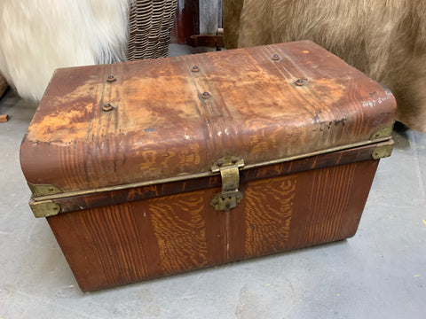 Vintage Johnston & Sons Trunk