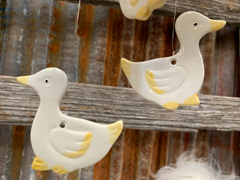 DUCK Family Wind Chime