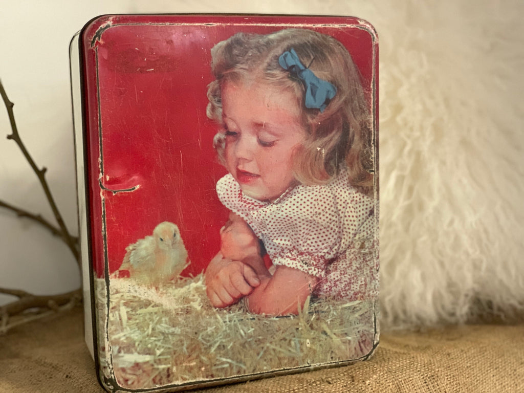Vintage WILLOW Cake Tin