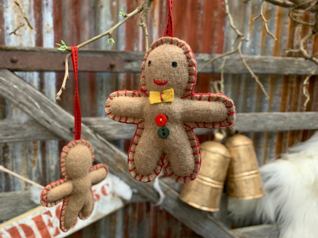 Hanging Gingerbread Man