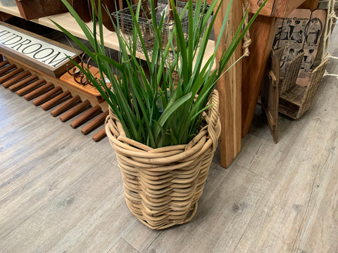 CHUNKY Tall Basket with Handles