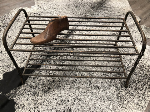 SHOE/BOOT Metal Rack