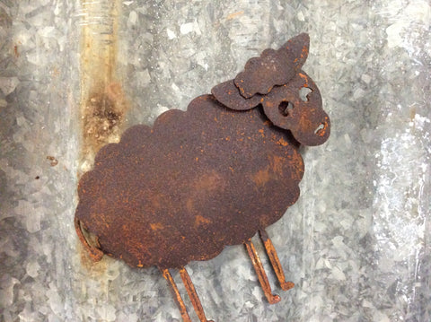 Rusty Magnetic Sheep