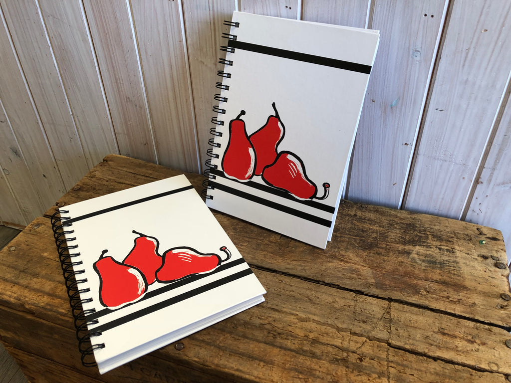 Solid Pears Notebook